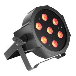 Louer, location, Projecteurs, PAR plats à LED, dmx, aix en provence