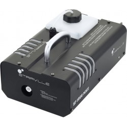 Machine à fumée 1200W, fumigène à télécommande
