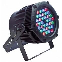 PAR 64 LED DMX 36X3W