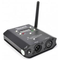 Louer, location, Transmetteur émetteur récepteur sans fil DMX, Marseille, aubagne, la ciotat, cassis,