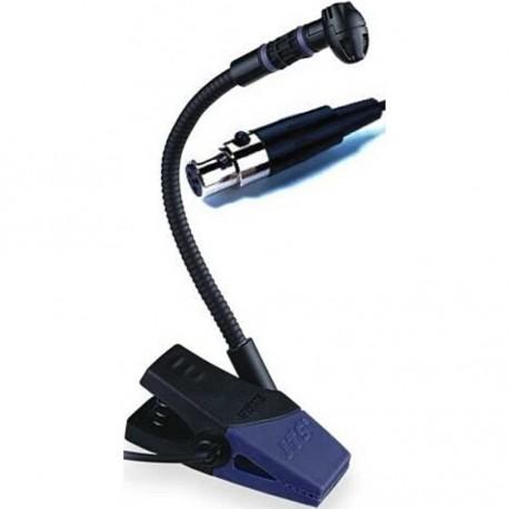 Louer, location, Microphone électret pour instruments JTS, Marseille, aubagne, la ciotat, cassis, la valentine, 13