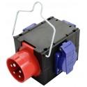 Location multiprise électrique splitter 16A - IP44