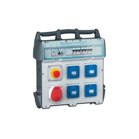 location, coffret électrique, chantier, 32A - IP44, aix en provence