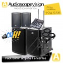 Location Pack son 2000W Rms 4000W Music