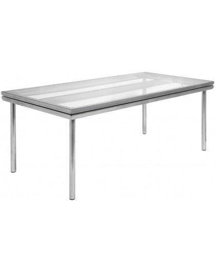 Louer Location Praticable transparent polycarbonate table pour Dj 2m x 1m, Marseille, aubagne, la ciotat, cassis, la valentine,