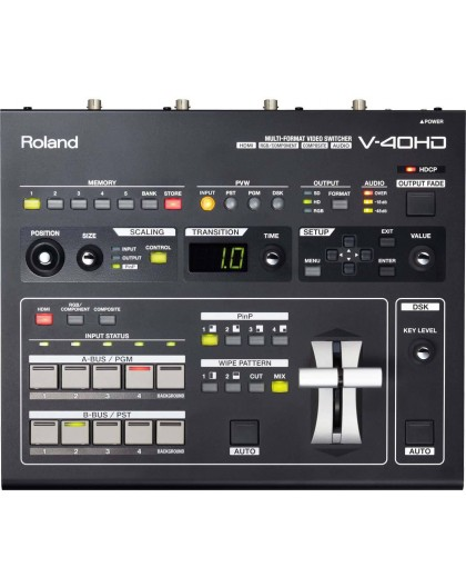 Louer régie de mixage vidéo régie vidéo console de mixage vidéo professionnelle mélangeur switcher vidéo Marseille aubagne