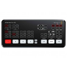 Location Blackmagic Design ATEM Mini Pro ISO régie de mixage vidéo mélangeur vidéo