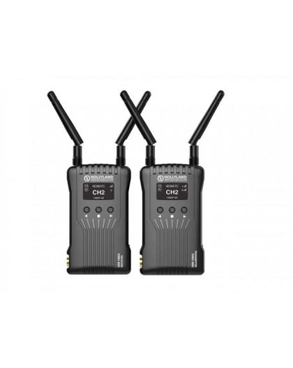 Location Hollyland Mars 400S transmission sans fil transmetteur video HDMI et SDI full HD 120m aix en Provence 13080 13090 13098