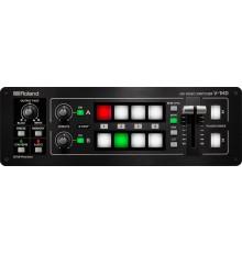 Louer Roland V1HD régie de mixage vidéo régie vidéo console de mixage vidéo professionnelle mélangeur switcher vidéo Marseille a