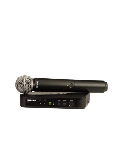 Louer Location Micro sans fil HF Shure BLX24/SM58 Marseille Provence Aubagne la Ciotat Cassis la Valentine 13001 13002 13003 130